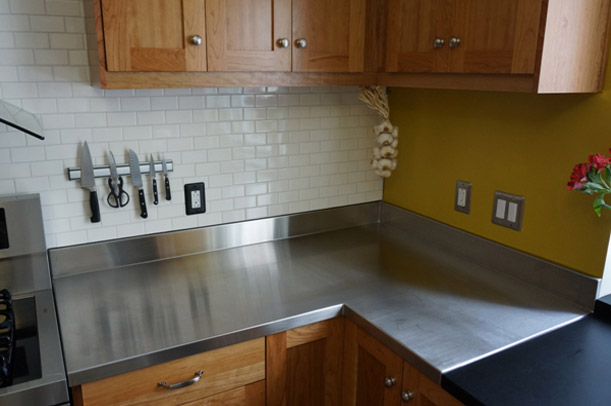 Commercial & Residential Stainless Steel Countertops - New Carlisle ...