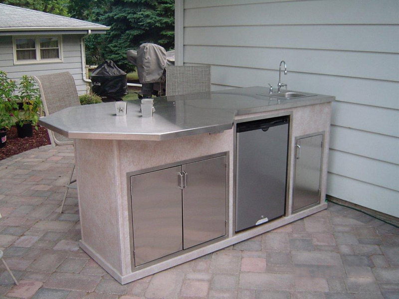 Kessler Countertop. Bregger Patio Bar. Bregger Patio Bar. Our Stainless  Steel ...
