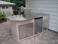 Bregger Patio Bar