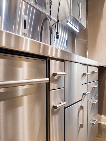 Commercial Amp Residential Stainless Steel Cabinets New