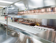 Stainless Steel Chef Station