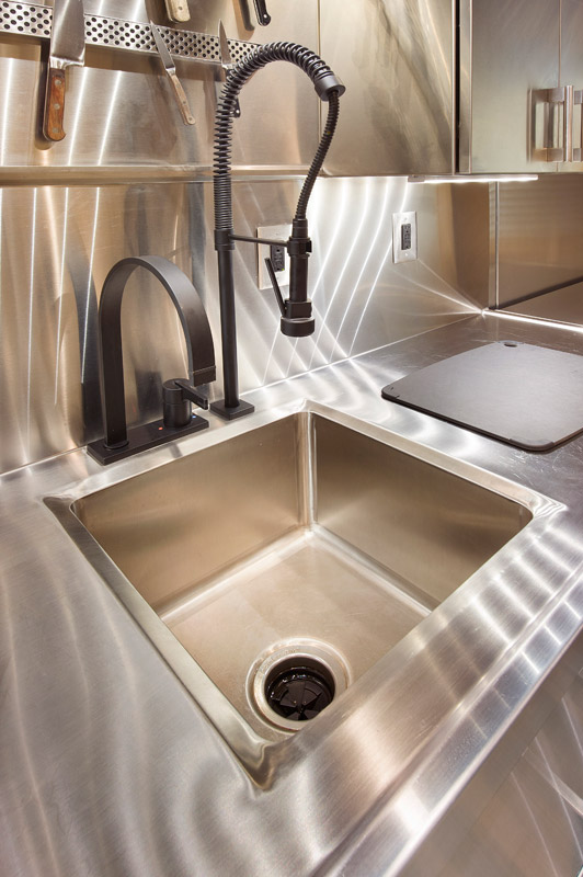 Genial Stainless Steel Sink